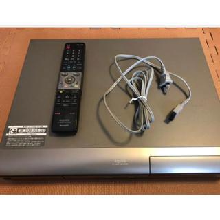 アクオス(AQUOS)のSHARP アクオス DVD ハードディスクレコーダー DV-AC72 (DVDレコーダー)