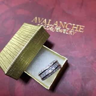 アヴァランチ(AVALANCHE)のピンキーリング アバランチ avalanche  925 シルバー 約5.5号〜(リング(指輪))