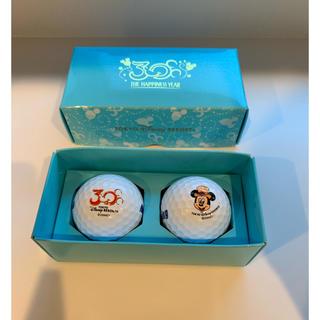 ディズニー(Disney)の新品 ディズニー30周年 ゴルフボール2個セット (その他)