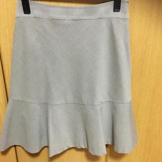 アオヤマ(青山)の青山ブランド PERSON'S 新品同様 スーツスカート フレアオールシーズン (スーツ)