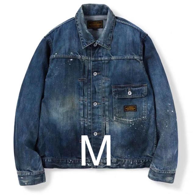 NEIGHBORHOOD(ネイバーフッド)のNEIGHBORHOOD SAVAGE . STOCKMAN 20SS メンズのジャケット/アウター(Gジャン/デニムジャケット)の商品写真