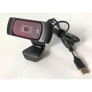 ロジクール(Logicool)HD Pro Wbecam C910 webカメラ(PC周辺機器)