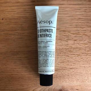 イソップ(Aesop)の【新品未使用】aesop イソップの歯磨き粉 トゥースペースト(歯磨き粉)