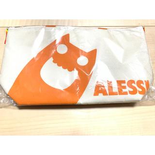 アレッシィ(ALESSI)のサントリー アレッシィ 保冷ランチトート オレンジ(トートバッグ)