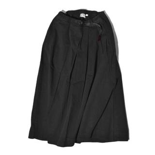 グラミチ(GRAMICCI)の新品未使用 グラミチ テイルカットスカート(ロングスカート)