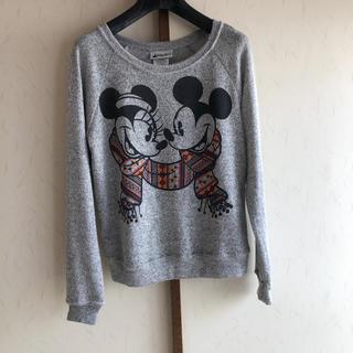 ディズニー(Disney)のタグ付き 未使用 ミッキー&ミッキー ニット(ニット/セーター)