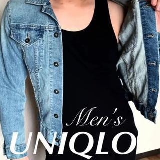 ユニクロ(UNIQLO)のユニクロ UNIQLO Gジャン デニムジャケット 未使用(Gジャン/デニムジャケット)