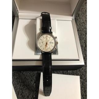 インターナショナルウォッチカンパニー(IWC)の美品 IWC ポートフィノ クロノグラフ 腕時計 確実正規品(腕時計(アナログ))