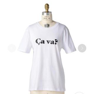 ドゥロワー(Drawer)のDrawer別注 Les Petits Basics  Cava Tシャツ(Tシャツ(半袖/袖なし))