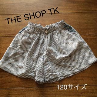 ザショップティーケー(THE SHOP TK)のショートパンツ(パンツ/スパッツ)