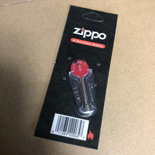 ジッポー(ZIPPO)のオイルライターフリント 着火石(その他)