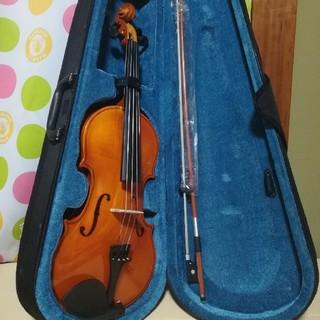 新品 XINXIN バイオリン 4/4 ケース 弓 松脂 セット (ヴァイオリン)