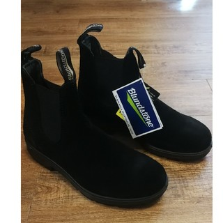 ブランドストーン(Blundstone)のブランドストーン size6 スウェード ブラック(ブーツ)