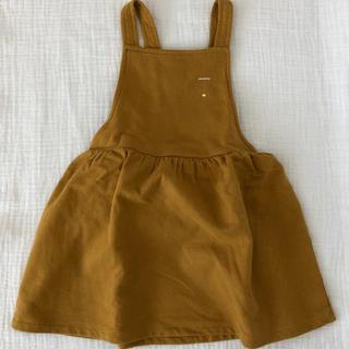 キャラメルベビー&チャイルド(Caramel baby&child )のGRAY LABEL スカート サロペット(スカート)