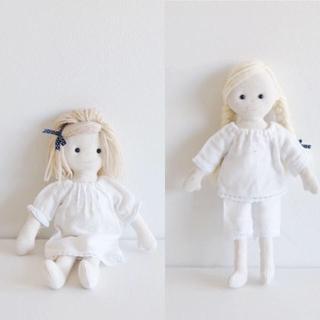 ミナペルホネン(mina perhonen)のcheck&stripeキット2つ(型紙/パターン)