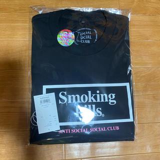 アンチ(ANTI)のANTI SOCIAL SOCIAL CLUB × FR2 Tシャツ(Tシャツ/カットソー(半袖/袖なし))