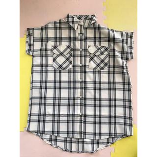 イング(INGNI)のイング 半袖シャツ Mサイズ(シャツ/ブラウス(半袖/袖なし))