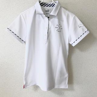 プーマ(PUMA)の【PUMA】ポロシャツ(レディース)(シャツ/ブラウス(半袖/袖なし))