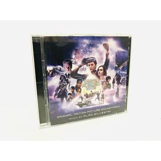 【新品同様】映画『レディプレイヤー1』サントラCD/2枚組/スピルバーグ(映画音楽)