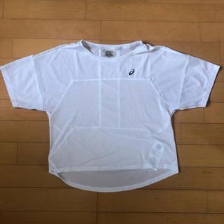 アシックス(asics)のアシックス レディースTシャツ(Tシャツ(半袖/袖なし))