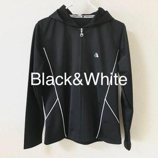【Black&WhiteSPORT】パーカー(レディース)(パーカー)