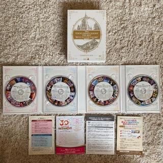 ディズニー(Disney)の美品 東京ディズニーリゾート ザ・ベスト コンプリートBOX DVD(その他)