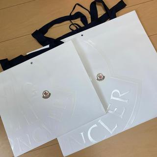 モンクレール(MONCLER)のMONCLER 紙袋(ショップ袋)