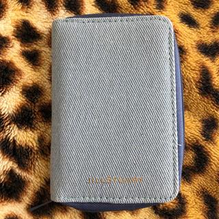 ジルスチュアート(JILLSTUART)のジルスチュアート   デニム財布(財布)