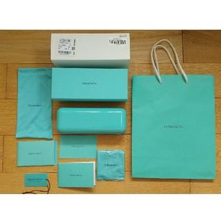 Tiffany & Co. - ティファニーメガネケース