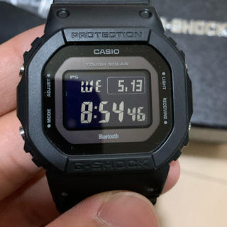 値下交渉可 GW-B5600BC G-SHOCK  黒 ブラック メタル (腕時計(デジタル))