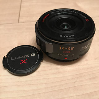 パナソニック(Panasonic)のパナソニック LUMIX VARIO PZ 14-42mm(レンズ(ズーム))