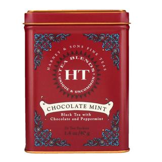 ディーンアンドデルーカ(DEAN & DELUCA)のherney & sons チョコレートミント 紅茶 ハーニー&サンズ(茶)