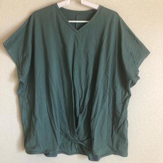ベルーナ(Belluna)のゆったりTシャツ 大きいサイズ(Tシャツ(半袖/袖なし))