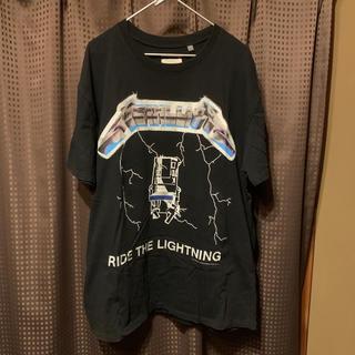 フィアオブゴッド(FEAR OF GOD)のfog Metallica T shirt S(Tシャツ/カットソー(半袖/袖なし))