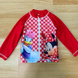 ディズニー(Disney)の80㎝ ミニー♡デイジー ✳︎ラッシュガード✳︎水着(水着)