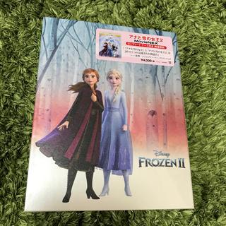 ディズニー(Disney)のアナと雪の女王2 MovieNEX コンプリート・ケース付き(数量限定)(アニメ)