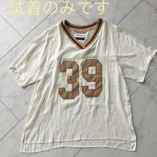 ミュベールワーク(MUVEIL WORK)のTシャツ 未使用品   ミュベール(Tシャツ(半袖/袖なし))