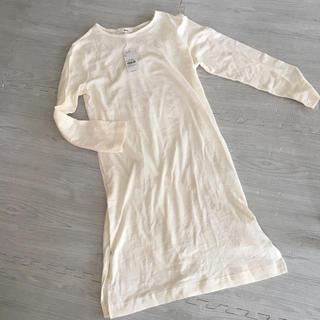★新品★KOE ニット ワンピース レディース 7分袖 かわいい デザイン