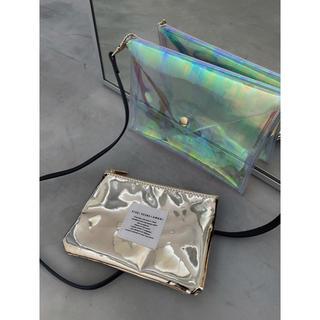 アメリヴィンテージ(Ameri VINTAGE)の【Ameri VINTAGE】CLEAR SHOULDER BAG(ショルダーバッグ)