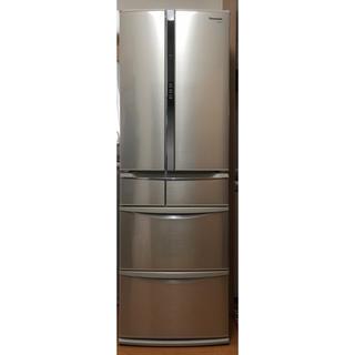 パナソニック(Panasonic)の【格安】Panasonic 冷蔵庫 エコナビ 426L(冷蔵庫)