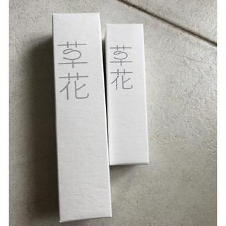 ソウカモッカ(草花木果)の草花木果 美白美容液 美白日中用美容液 新品け(美容液)