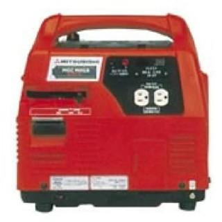 ミツビシ(三菱)の発電機 三菱MGC900GB カセットガスタイプ(防災関連グッズ)