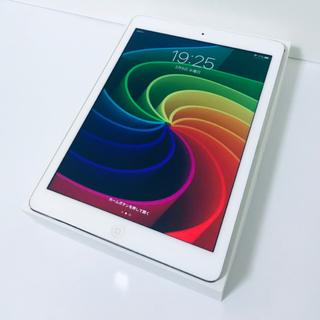 アイパッド(iPad)のiPad Air Wi-Fi 16GB【美品】(タブレット)