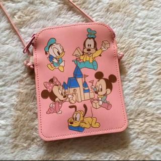 ディズニー(Disney)のチケットホルダー ディズニー ベビーミッキー (その他)