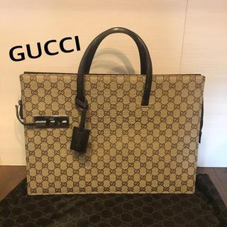 グッチ(Gucci)の【早い者勝ち!】GUCCI   グッチ バッグ GGロゴ ビジネス(ビジネスバッグ)