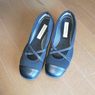 シマムラ(しまむら)の黒い靴(その他)