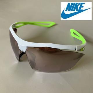 ナイキ(NIKE)の【新品】ナイキ NIKE ヴェイパーウイング EV0914 グレー サングラス(サングラス/メガネ)