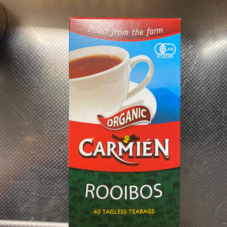 カルディ(KALDI)のカーミエン オーガニックルイボスティー 40パック(茶)