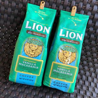 ライオンコーヒー バニラマカダミア AO 抗酸化 格安で(コーヒー)