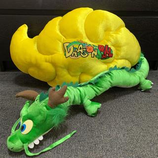 ドラゴンボール(ドラゴンボール)のドラゴンボールぬいぐるみ(筋斗雲・神龍)(ぬいぐるみ)